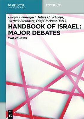 Handbook of Israel: The Major Debates