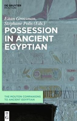 Possession in Ancient Egyptian