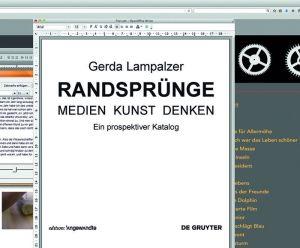 Randsprunge - Medien Kunst Denken: Ein Prospektiver Katalog
