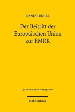 Der Beitritt der Europaischen Union zur EMRK: Vom defizitaren Kooperationsverhaltnis zum umfassenden EMRK-Rechtsschutz durch den EGMR?