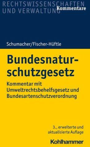 Bundesnaturschutzgesetz: Kommentar