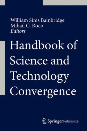 Handbook of Science and Technology Convergence