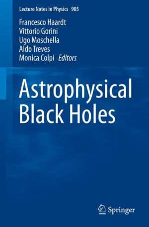 Astrophysical Black Holes