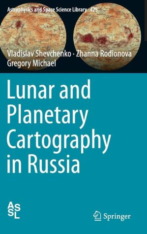 Lunar and Planetary Cartography in Russia