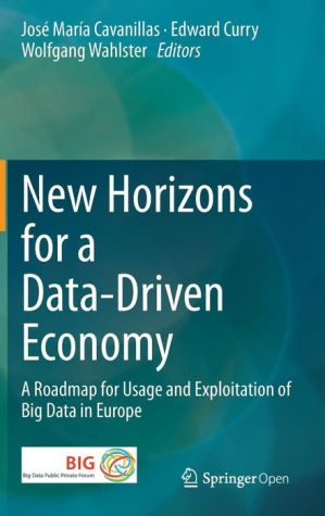 New Horizons for a Data-Driven Economy: A Roadmap for Usage and Exploitation of Big Data in Europe
