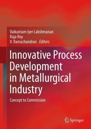 Innovative Process Development in Metallurgical Industry: Concept to Commission