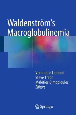 Waldenström's Macroglobulinemia