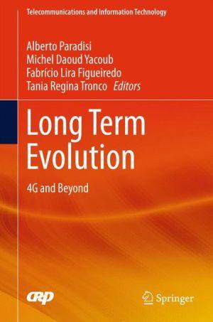 Long Term Evolution: 4G and Beyond