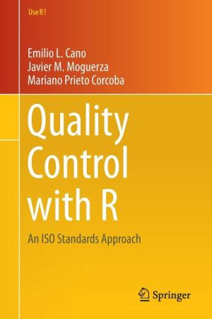 Quality Control with R: An ISO Standards Approach