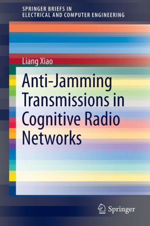 Anti-Jamming Transmissions in Cognitive Radio Networks