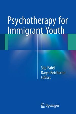 Psychotherapy for Immigrant Youth