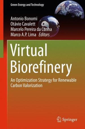 Virtual Biorefinery: An Optimization Strategy for Renewable Carbon Valorization