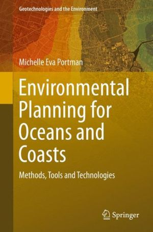 Environmental Planning for Oceans and Coasts: Methods, Tools, and Technologies
