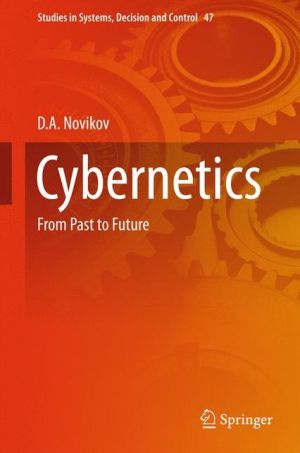 Cybernetics: From Past to Future