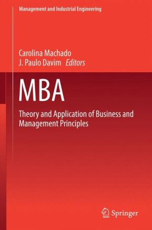 management theory and application Modern management theory is discussed in the next section the application of systems evolution of management, administrative, and leadership theories 15.