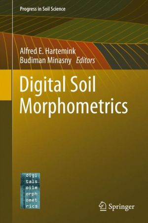 Digital Soil Morphometrics