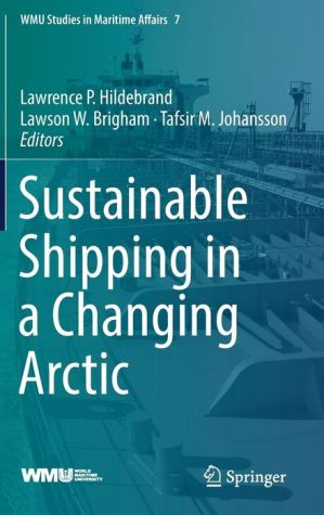 Book Sustainable Shipping in a Changing Arctic