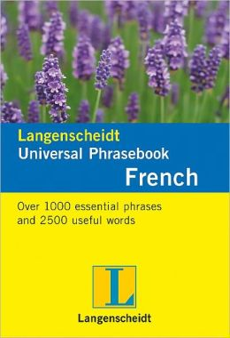 Langenscheidt Universal Phrasebook French
