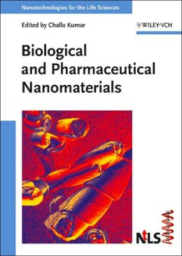 Biological and Pharmaceutical Nanomaterials
