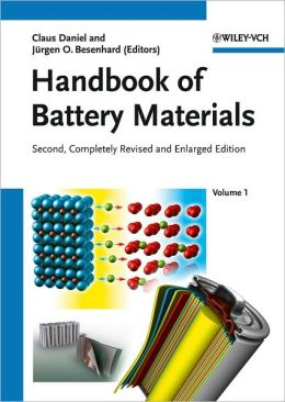Handbook of Battery Materials