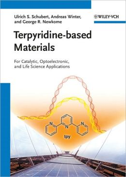 Terpyridine-Based Materials: For Catalytic, Optoelectronic, and Life Science Applications