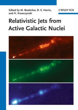 Relativistic Jets from Active Galactic Nuclei