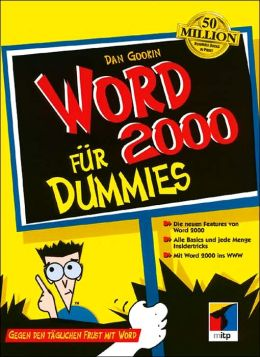 Word 2000 fur Dummies