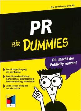 PR fur Dummies