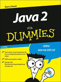 Java 2 fur Dummies