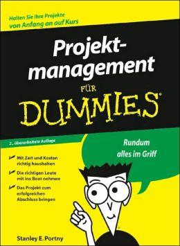 Projektmanagement fur Dummies