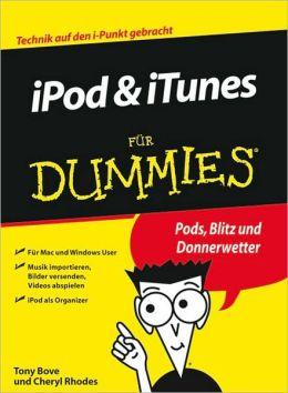 iPod & iTunes fur Dummies