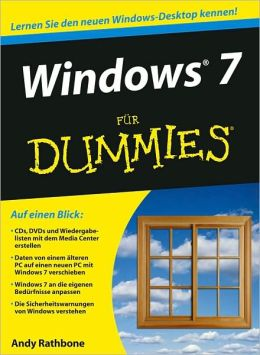 Windows 7 fur Dummies