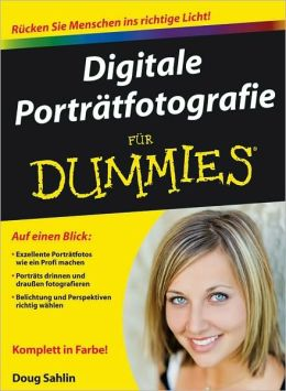 Digitale Portratfotografie fur Dummies