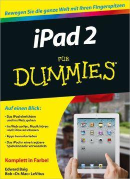 iPad 2 für Dummies (German Edition)
