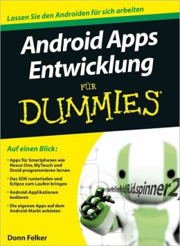 Android Apps Entwicklung fur Dummies
