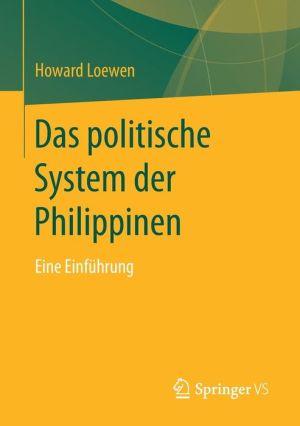 Das politische System der Philippinen: Eine Einführung