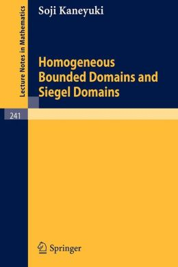 Homogeneous Bounded Domains and Siegel Domains