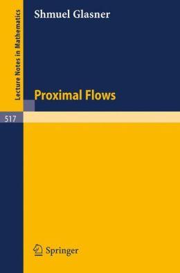 Proximal Flows
