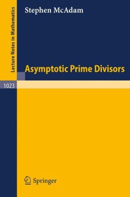 Asymptotic Prime Divisors