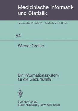 Ein Informationssystem für die Geburtshilfe
