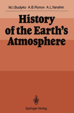History of the Earth's Atmosphere