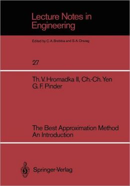 The Best Approximation Method An Introduction