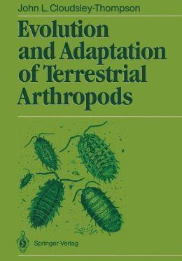 Evolution and Adaptation of Terrestrial Arthropods