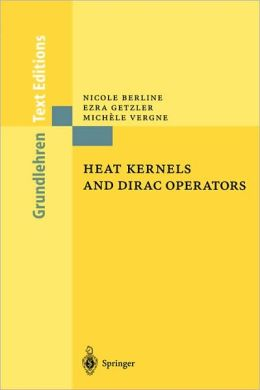 Heat Kernels and Dirac Operators