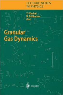 Granular Gas Dynamics