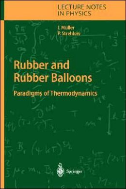 Rubber and Rubber Balloons: Paradigms of Thermodynamics