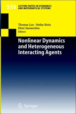 Nonlinear Dynamics and Heterogeneous Interacting Agents
