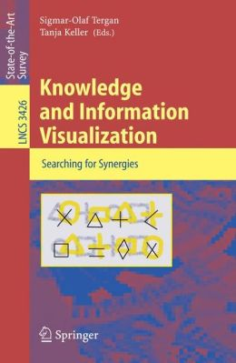 Knowledge and Information Visualization: Searching for Synergies