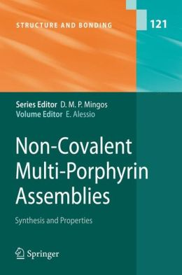 Non-Covalent Multi-Porphyrin Assemblies: Synthesis and Properties