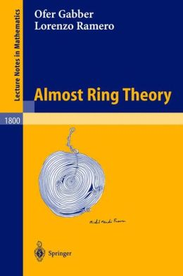 Almost Ring Theory